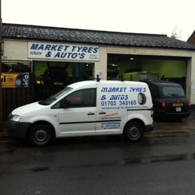 Market Tyres Southend Ltd